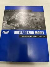 2008 Buell 1125R 1125 R Modello Servizio Negozio Riparazione Officina Ma... - $98.06