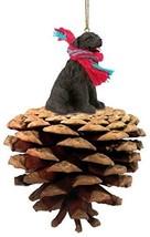 Conversation Concepts Newfoundland Pinecone Pet Ornament - $12.99