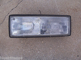 1986 1988 Chevrolet Caprice Left Front Headlight Used Oem Chevrolet 1989 1990 - $157.41
