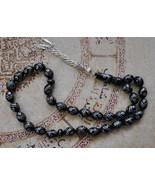 Antique Black coral makkawy islamic worry beads... - $123.75