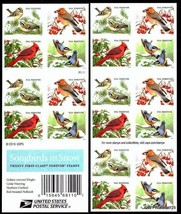 """US~~ """"Songbirds in Snow"""", 2016(Book of 20 Stamps) VF MNH  [Free shipping] - $19.65"""