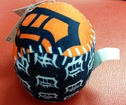 MLB 2015 Detroit Tigers Small Plush Ball - $11.75