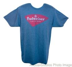 Budweiser King of Beers Logo T-Shirt - $15.95
