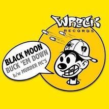 Black Moon-Buck Em Dowm/Murder Mc's12inch Vinyl Single Record - £8.42 GBP