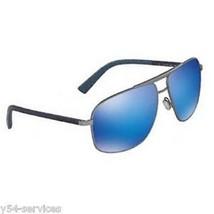 Dolce & Gabbana Sunglasses DG 2154 126225 GUNMETAL RUBBER 61 NEW & 100% ... - $99.99
