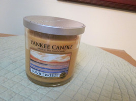 """NEW DECORATIVE Sunset Breeze YANKEE CANDLE 3.5 X 3 1/4"""" UNSEALED/NOT USED - $13.85"""