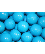 GUMBALLS BLUEBERRY BUBBLE GUM 25mm or 1 inch (285 count), 5LBS - $24.73