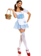 Women's Wizard of Oz Blue Dorothy Halloween Cos... - $39.59