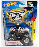 Hot Wheels Monster Jam 1:64 Monster Mutt Dalmat... - $3.75