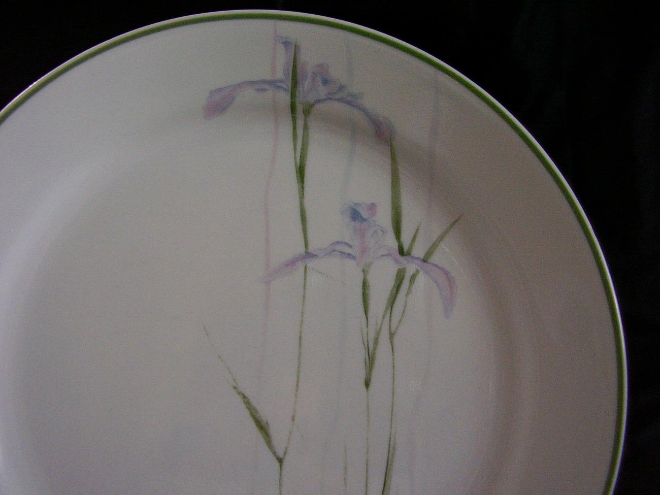 Corelle Shadow Iris Dinner Plate