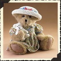 "Boyds Bears ""Heather & Tristan""- 14"" Plush Bear-#82539-  New -2005 -Retired - $39.99"