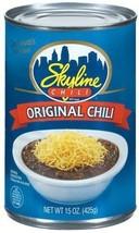 Skyline Chili 15 oz Can - $11.83
