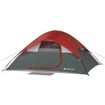 Ozark Trail 9' x 7' Dome Tent, Sleeps 3-4 New In The Box - $58.36