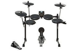 """Alesis Beginner Electronic Drum Set Eight Piece Compact Set with 8""""snare... - $468.65"""