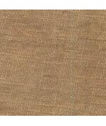 FABRIC CUT 30ct cocoa linen 12x12 Goldilocks cross stitch Classic Colorw... - $12.00