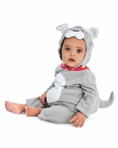 NEW NWT Boys Carter's Halloween Bulldog Costume 12 Months 2 Piece Dog - $24.99