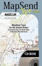 Magellan 980611 MapSend Topo in the US - $28.19