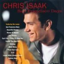 Chris Isaak - San Francisco Days CD - $6.79