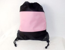 Pink Cinch Sack Backpack, Drawstring Shoulder Straps, Mesh Back Panel ~ ... - $8.77