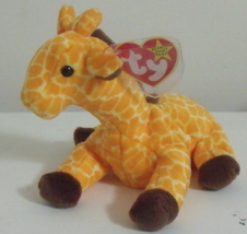 Ty Beanie Babies NWT Twigs the Giraffe Retired - $12.95