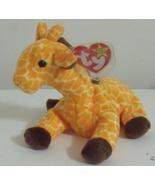 Ty Beanie Babies NWT Twigs the Giraffe Retired - $12.95
