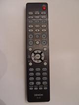 Denon RC-1159 Remote Control Part # 30701000400AD - $45.99