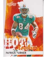 Patrick Turner 2009 Score Parallel Hot Rookie Card #25 - $0.99