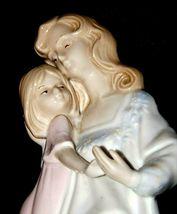 Mother and Child Figurine 1990 Paul Sebastian AA19-1684 Vintage image 4