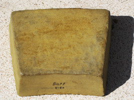 288-01 Buff Concrete Cement Powder Color 1 lb. Makes Stone Pavers Tiles Bricks  image 2