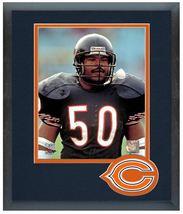 Mike Singletary Chicago Bears Hall of Famer - 11 x 14 Matted/Framed Photo  - $42.95