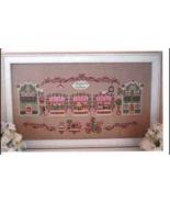 Petit Marche de Printemps cross stitch chart Cuore e Batticuore  - $13.50