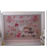 Oggi Sposi cross stitch chart Cuore e Batticuore  - $10.80