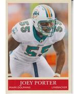 Joey Porter 2009 Upper Deck Philadelphia Card #105 - $0.99
