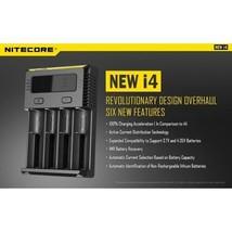 NITECORE Universal i4 Intelligent Battery Charger for Li-ion Ni-MH Batte... - $41.83