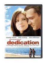 Dedication - movie on DVD - starring Billy Crudup, Mand - $5.09