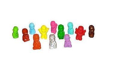 Pocket Buddha Buddhism 24 Mini Figure Figurine Toy Series 2 with Counter Top Box