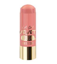 L.A. Girl Velvet Bronzer Contour Stick, 590 Glimmer - $4.85