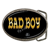 Bad Boy For Life Belt Buckle - $19.95