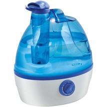 Comfort Zone .6-gallon Ultrasonic Cool Mist Humidifier HBCLCZHD24 - $45.62