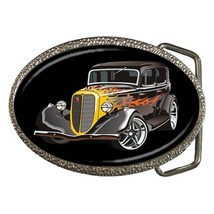 Hot Rodding Belt Buckle - $19.95