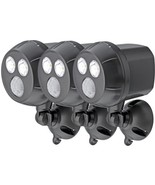 Mr Beams MB393 300-Lumen Weatherproof Wireless Battery Powered LED Ultra... - $66.99