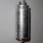 >> Generic CAPACITOR,MOTOR START/RUN,40UF,330V 952524, Wascomat 952524
