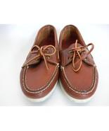 Dexter Navigator Womens Boat Brown Shoes Size 10M 368695 - $26.99