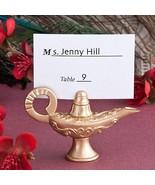 24 Aladdin's Lamp Place Card Holders Wedding Reception Favor Arabian Night - $45.03