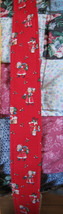 Ukulele/Mandolin/Guitar Strap/Santas/Christmas/WInter  - $29.00