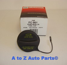 NEW Ford Fuel Filler Gas Cap and Tether, Check Engine Light Problem Solver, OEM - $29.95
