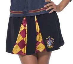 Rubies Harry Potter Gryffindor Hogwarts Damen Halloween Kostüm Rock 39041 - $20.90