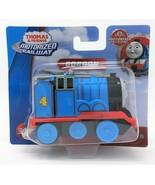 Thomas and Friends Motorized Railway Gordon Engine Blue No.4 Train Toy - $11.25