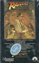 Raiders of the Lost Ark [Beta Format Video Tape] Starring Harrison Ford, Karen A - $13.84