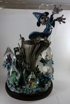Rare Disney Fantasia 2000 Sorcerer Mickey Blue ... - $233.74
